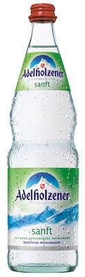 Adelholzener Mineralwasser Sanft 0,75 l