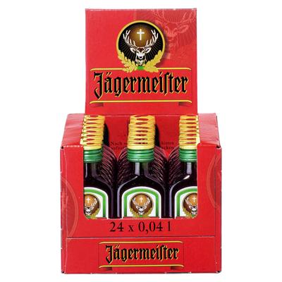Jägermeister 40 ml