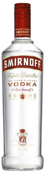 Smirnoff Vodka 0,7 l
