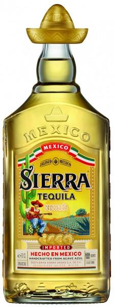 Sierra Tequila gold 0.7 l