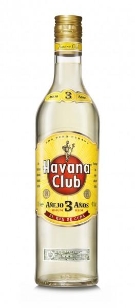 Havana Club (3) 0,7 l
