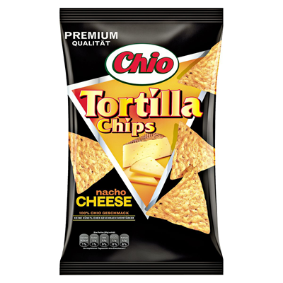 Chio Tortilla Chips Nacho Cheese