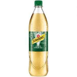 Ginger Ale 1,0 l