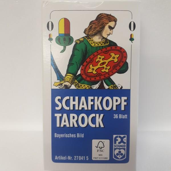 Schafkopf Spielkarten 36 Blatt
